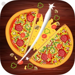 Pizza Ninja - Be Ninja & Cut pizza top free games