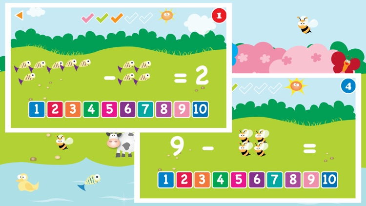 Preschool and Kindergarten Math Games & Activities screenshot-3