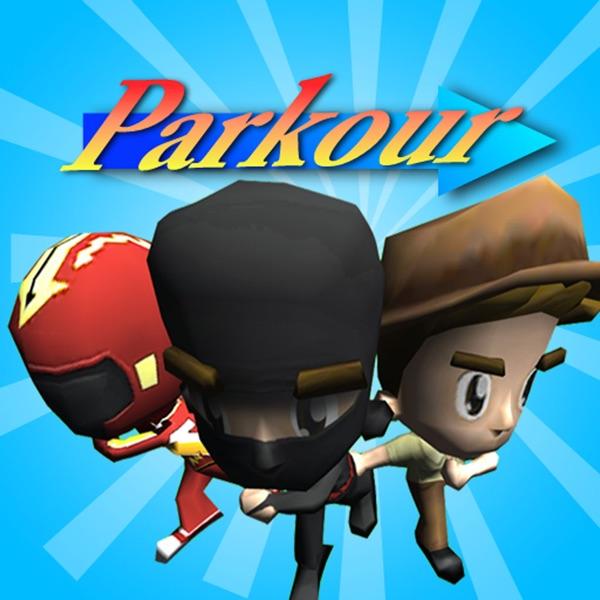 Cartoon Parkour Game (Free) - HaFun