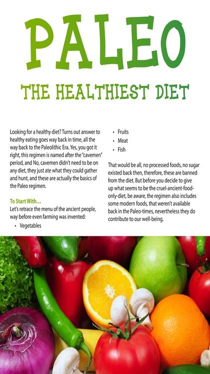 Paleo Health Magazine screenshot-4