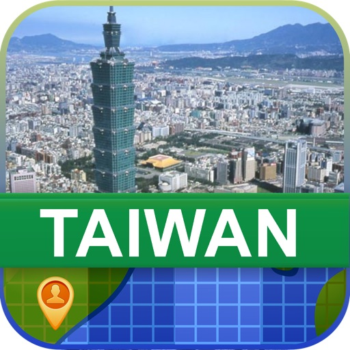 Offline Taiwan Map - World Offline Maps