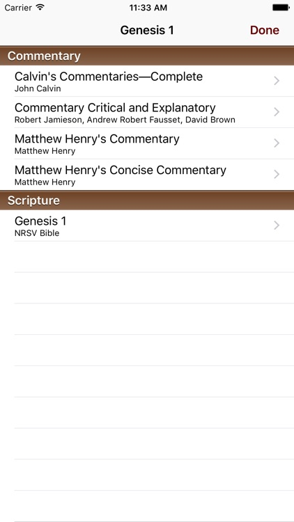 3-Year NRSV Bible screenshot-1