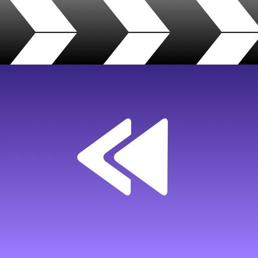 Easy Video Reverser - Backwards video editor