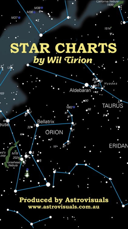 Star Charts by Wil Tirion screenshot-4