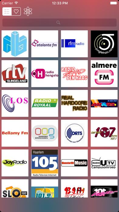 Radio Nederland - Gratis muziek screenshot one
