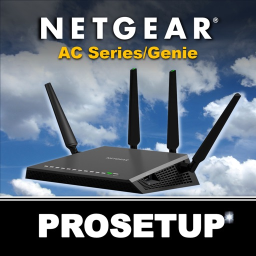 Pro Setup for Netgear AC Series and Genie