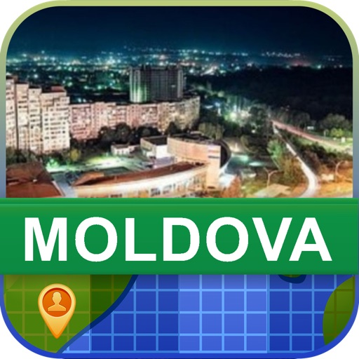 Offline Moldova Map - World Offline Maps