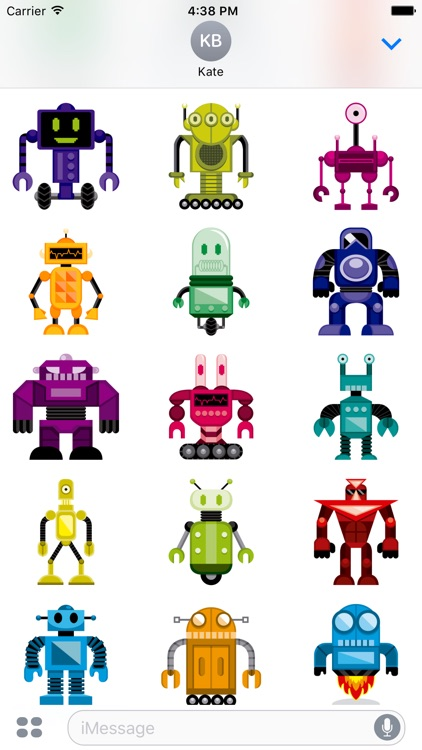 Robots screenshot-2