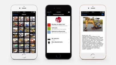 Calendrier Interencheres.Telecharger Interencheres Pour Iphone Ipad Sur L App Store