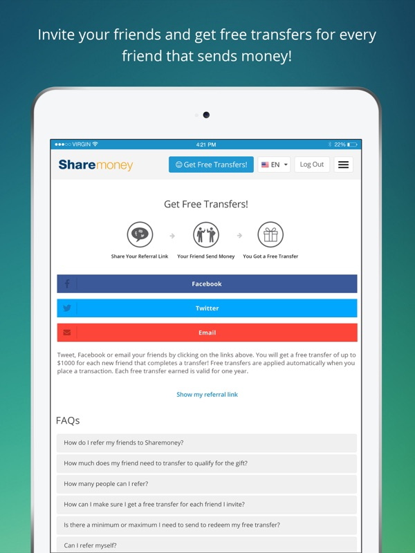 Sharemoney Money Transfers Online Hack And Cheat