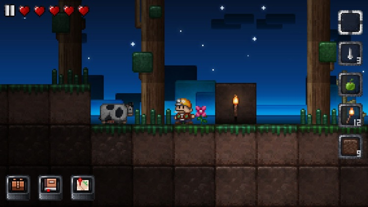 Junk Jack Retro screenshot-3