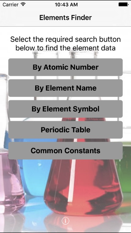 Elements finder by stealth productions limited elements finder screenshot 0 urtaz Images