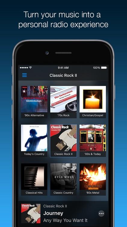 Channels Car Music Player & Smart Playlist Radio
