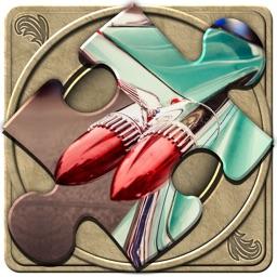 FlipPix Jigsaw - Retro