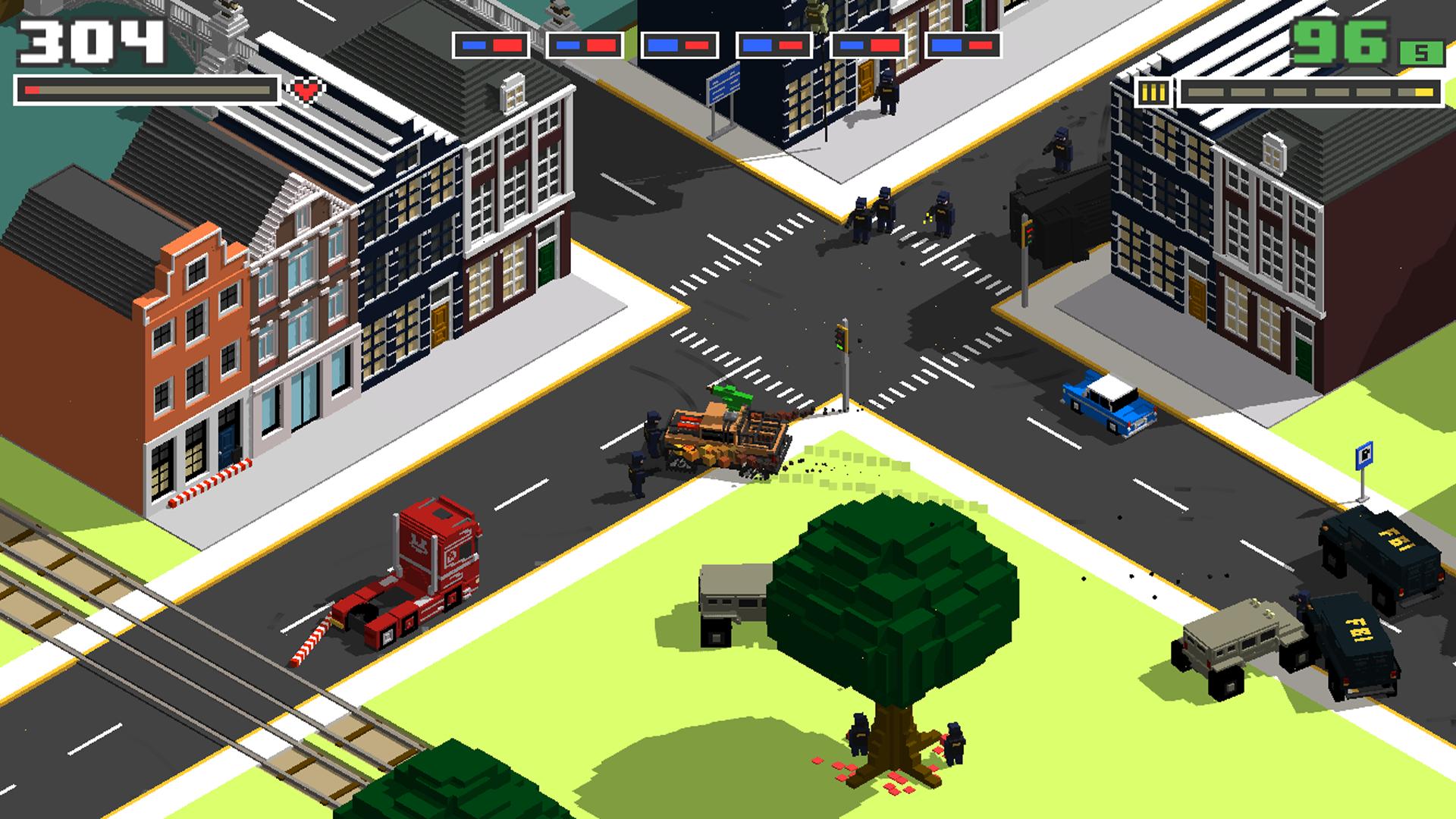 Smashy Road: Arena screenshot 12