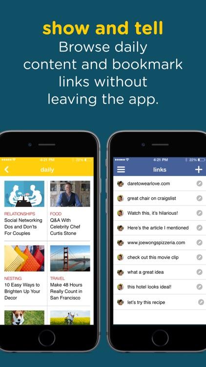 2life – your relationship app screenshot-4