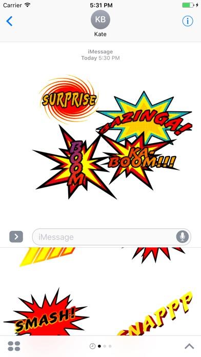 Comic Messages-2