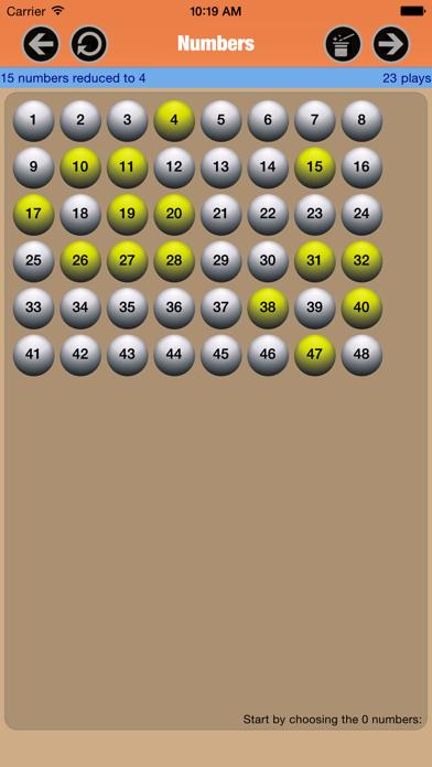 My Viking Lotto screenshot two