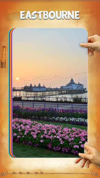 Eastbourne Tourist Guide screenshot one
