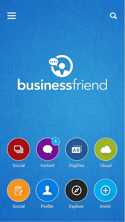 Businessfriend – Social Network for Professionals