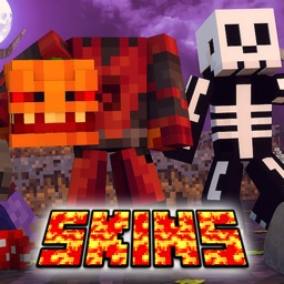 Halloween Skins for Minecraft PE & PC Edition Free