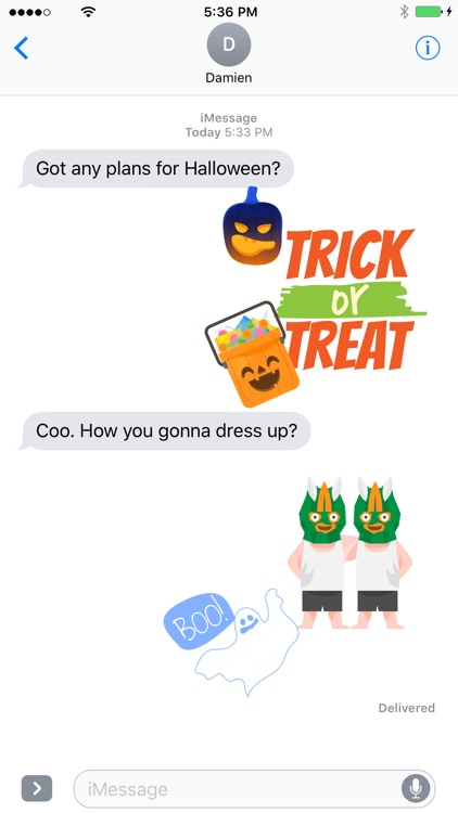 Hallowmoji - Halloween Emojis and Stickers screenshot-4