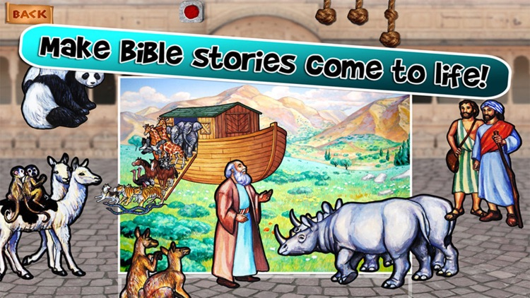 Bible Buddies Pocket Director's Pass screenshot-1