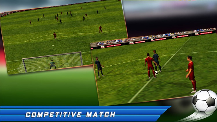 Mobile Soccer 2017 screenshot-4