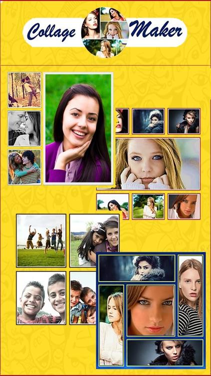 Photo Collage éditeur -Collage Maker Pro