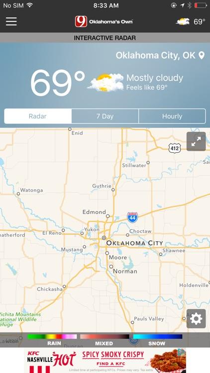 News 9 Oklahoma's Own