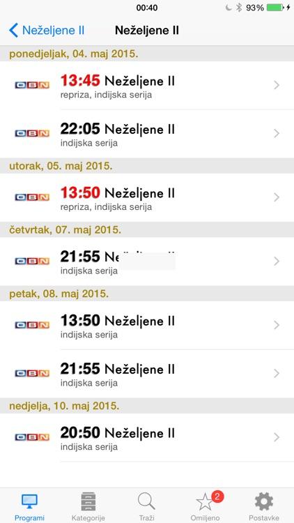 BiH TV screenshot-3