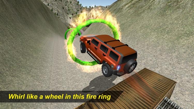 Offroad Jeep Parking 4x4 screenshot-4