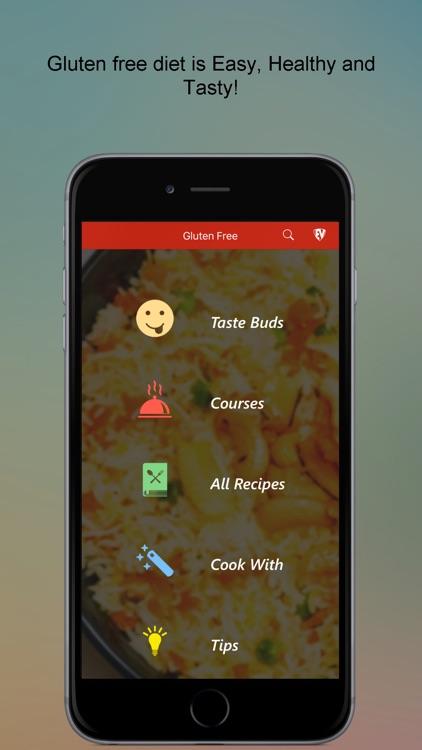 Gluten free Recipes SMART Cookbook