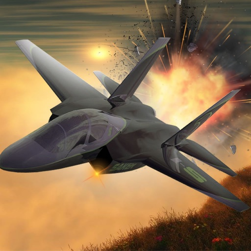 A Super Stellar Combat Aircraft - Explosive Game Of Flight Simulation