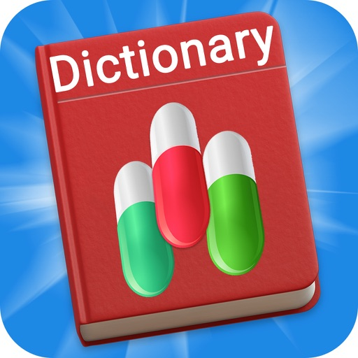 Drugs dictionary - free