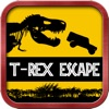 T-REX エスケープ -  恐竜 ジュラ紀 ラン