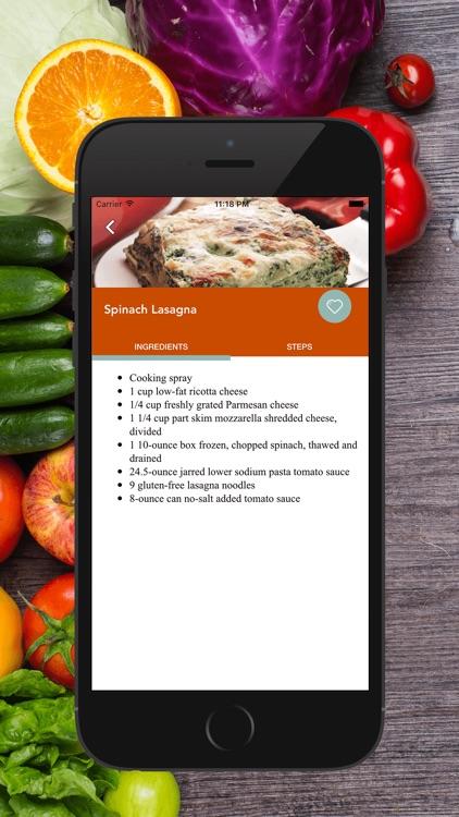 Slow Cooker Meals screenshot-4