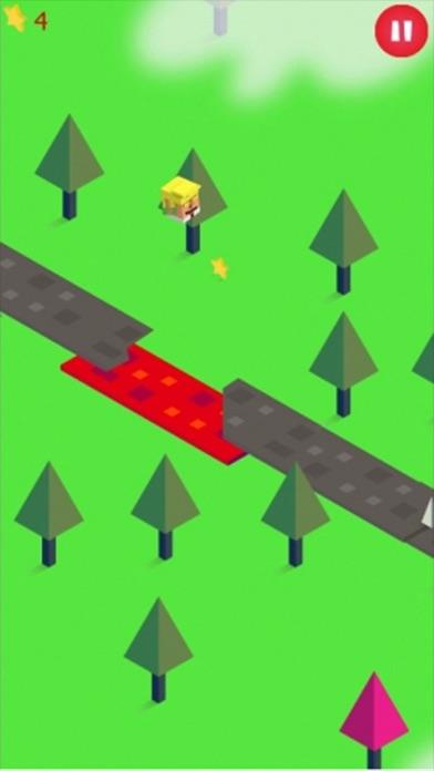 Hillaro Jumpy Cross The Road Rider Go 2K16 Edition Screenshot