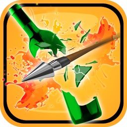 Bottle Shooter Archery HD 2017