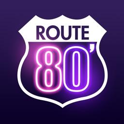 Route 80 - Le quiz sur les années 80