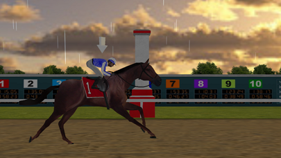 Derby Quest Horse Racing Gameのおすすめ画像4