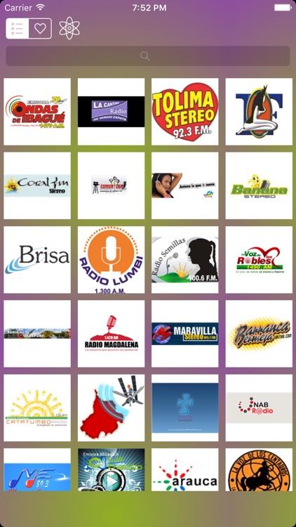 Radios de Colombia - Las mejores radios