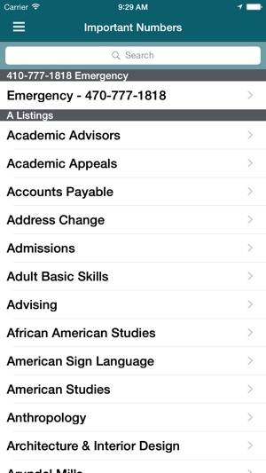 Aacc Mobile On The App Store