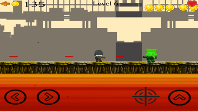 Shoot N Kill the Bad Dummy Guys 2 (An ultimate Platform Shooter) screenshot one
