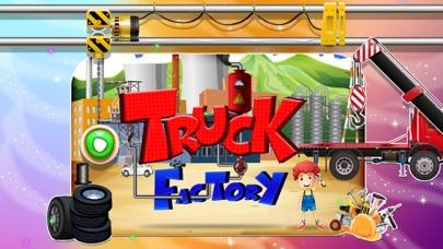 Truck Factory - Super cool vehicle maker simulator game for crazy mechanics screenshot one