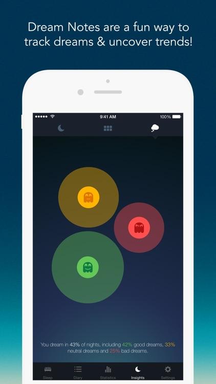 Sleep Better - Sleep Cycle Tracker & Alarm Clock screenshot-4