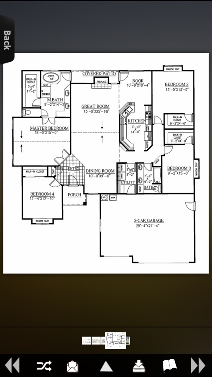 House Plans - Ranch screenshot-4