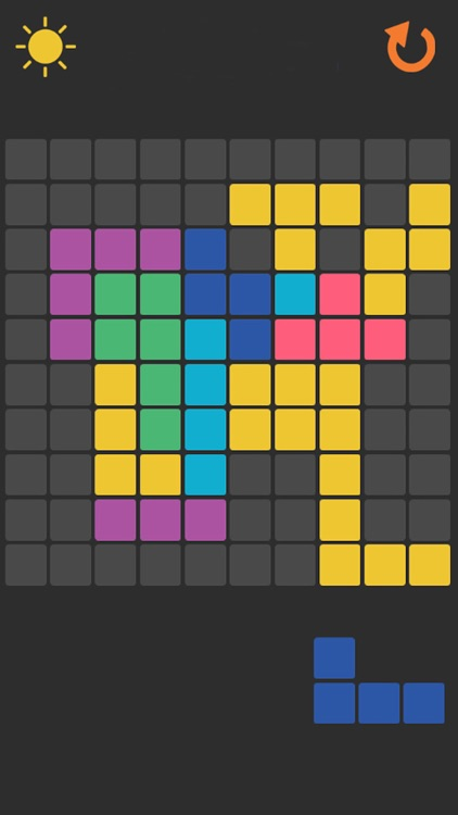 Arrange The Colored Blocks Puzzle Game screenshot-3