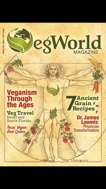 VegWorld Magazine screenshot-4