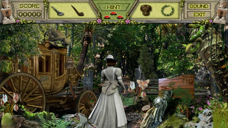 The Orchid Hidden Object Game screenshot-0